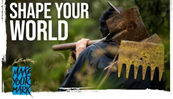 Video:Shape Your World - Make Your Mark