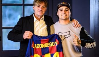 Andreu Lacondeguy přestupuje do Commencal FC
