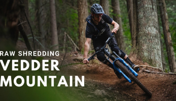Video: Remy Metailler na Vedder Mountain