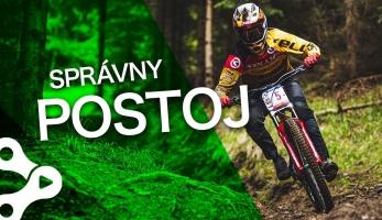 Video: Rastislav Baránek - Bike Mission - Základný postoj pri jazdení - ako ho zlepšiť?