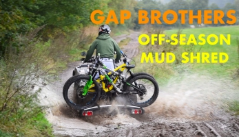 Video: Gap brothers III off-season mud shred! - Vojta a Max jsou zpět