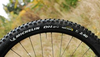 Test: Michelin DH 34 Bikepark - čistě bikeparková guma