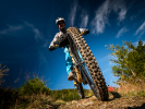Test jinak: Jeromého divoká pneumatika  - Michelin Wild AM2 - novinka na rok 2021