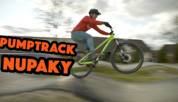 Video: Máty Brza ti ukáže pumptrack Nupaky