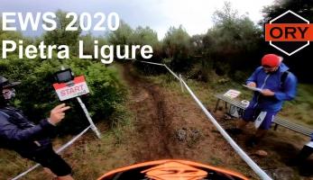 Videoreport: Ory Bárta - EWS Pietra Ligure 2020
