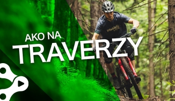 Video: Rastislav Baránek - Bike Mission - Odklonené úseky v praxi - ako získať grip?