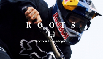 Video: Andreu Lacondeguy - Roots
