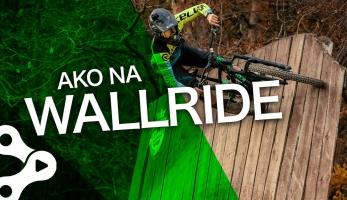 Video: Rastislav Baránek - Bike Mission - Ako sa naučiť jazdiť WALLRIDE?