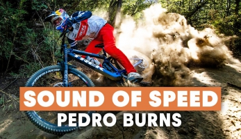 Video: Sound Of Speed - Pedro Burns bombí ulicemi Chile