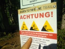 Trip to Eurobike - traily v Mollau a městský bikepark v Freiburgu