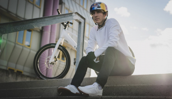 Video: Crankbrothers X Fabio Wibmer - New Shoe Day