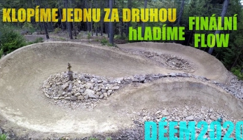 Video: Pepa Kašík informuje - Klopíme jednu za druhou, hladíme finální flow