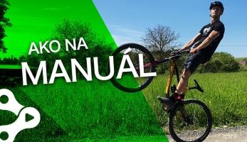Video: Rastislav Baránek - Bike Mission - Nauč sa správne robiť MANUÁL!