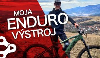 Video: Rastislav Baránek - Bike Mission -  Moja základná tréningová výbava na enduro!