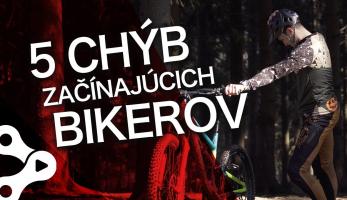 Video: Rastislav Baránek - Bike Mission - Na tieto veci by si mal dávať každý biker pozor