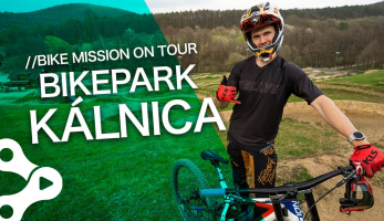 Video: Rastislav Baránek - Bike Mission On Tour - Kálnice