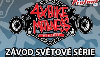4x Bike Madness - o víkendu se v Dobřanech jede 1. kolo světové série 4xProTour 2021