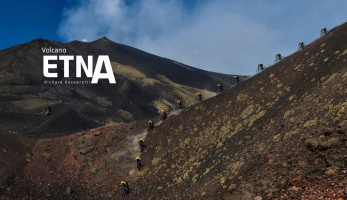 Zážitek: Gaspiho bikování ve stínu zuřící Etny