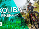 Video: Rastislav Baránek - Bike Mission On Tour - Bikepark Koliba