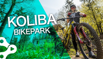 Video: Rastislav Baránek - Bike Mission On Tour - Bikepark Koliba