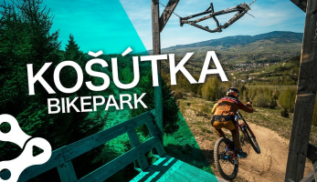 Video: Rastislav Baránek - Bike Mission On Tour - Bikepark Košútka
