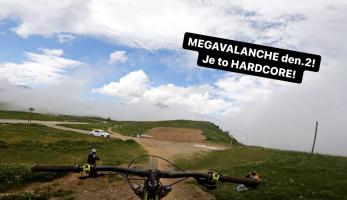 Video: Tomáš Zejda - Megavalanche den druhý, je to hardcore