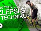 Video: Bike Mission -  10 tipov na rovine pre zlepšenie techniky