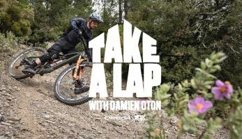 Video: Take A Lap with Damien Oton - na návštěvě Ille Sur Tet