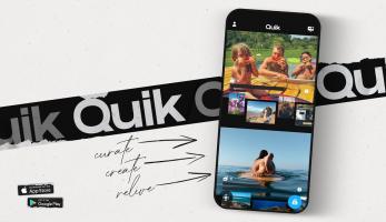 GoPro přichází s inovovaným editorem Quik
