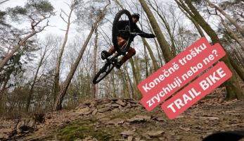 Video: Tomáš Zejda - Trail bike, jezdím už rychleji nebo furt pomale?