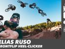 Video: Elias Ruso odjel první na světě Frontflip Heel-Clicker