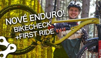 Video: Rastislav Baránek - Bike Mission - BIKECHECK a prvý test môjho nového endura!