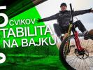 Video: Rastislav Baránek - Bike Mission - Ako získať výbornú rovnováhu na bicykli?