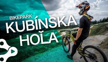 Video: Bike Mission On Tour - Bikepark Kubínska a NOVÝ 5,3KM FLOWTRAIL