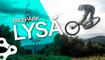 Video: Bike Mission On Tour - Ski Lysá je nový BIKEPARK na východe!