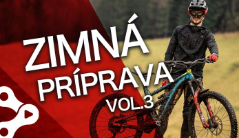 Video: Rastislav Baránek - Bike Mission - Zimná príprava, časť 3 - Kondícia, kardio, vytrvalosť