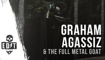Graham Agassiz nově za YT a uvádí se videem Full Metal Goat