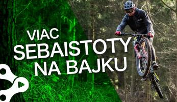 Video: Rastislav Baránek - Bike Mission - Ako si pri jazdení veriť viac a nebáť sa
