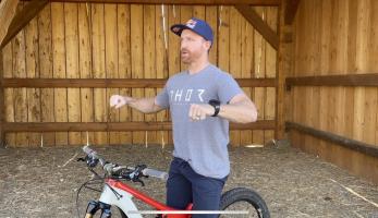 Video: nastavení kokpitu podle Aaron Gwina