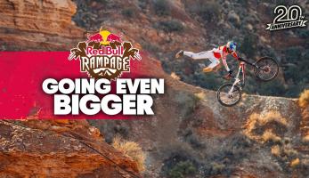 Video: finále Red Bull Rampage je na programu dnes večer