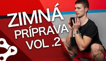 Video: Rastislav Baránek - Bike Mission -  Zimná príprava, časť 2 - Silový tréning doma