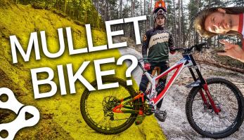 Video: Rastislav Baránek - Bike Mission - Ako vyzerá MULLET BIKE?