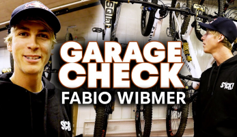 Video: Garage check - vočekuj garáž a bajky Fabia Wibmera