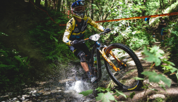 Report: Bike Components Enduro Tour La Semoy 2021 - dva dny závodění na malém kopci