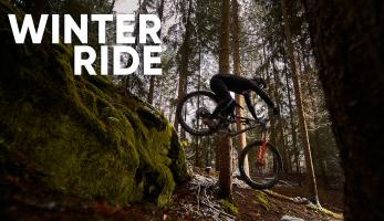 Video: Petr Malý - Winter ride