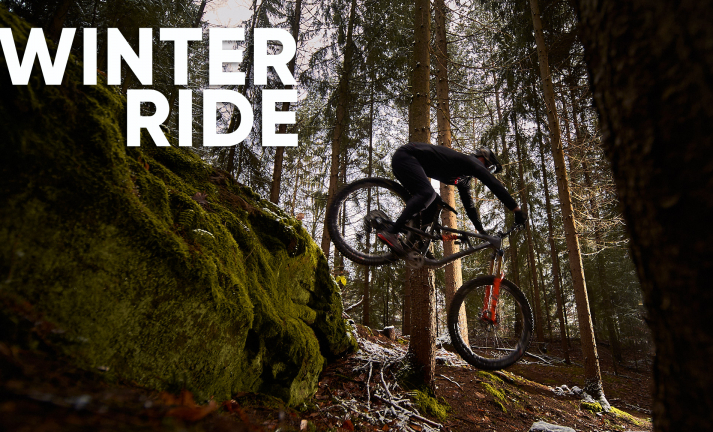 Video: Petr Malý - Winter ride