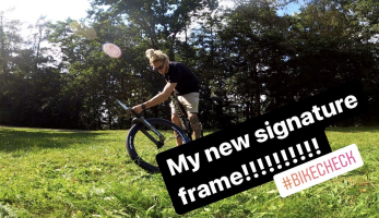 Video: Tomáš Zejda - staví kolo na vlastním signature rámu