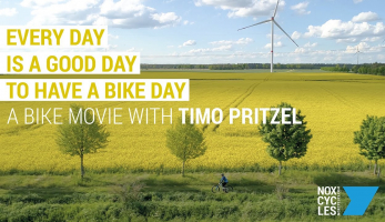 Video: Timo Pritzel - Every day is a good day to have a bike day