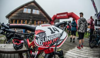 Report: Blinduro Trail Fest 2021 - Dan jel pětkrát na Sucháč a stejně ho to mega bavilo