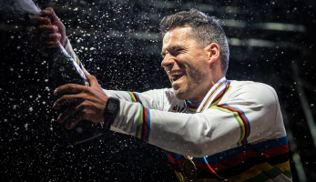 Video: Tomáš Slavík se stal MISTREM SVĚTA ve Foucrossu!